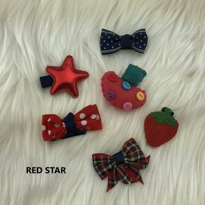 Other - NWOT Girl's Hair bow ribbons